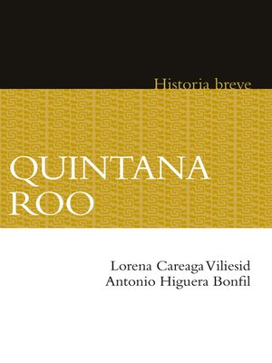 cover image of Quintana Roo