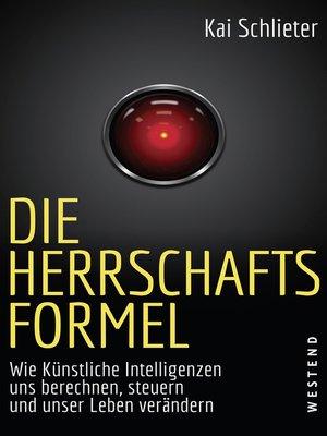 cover image of Die Herrschaftsformel