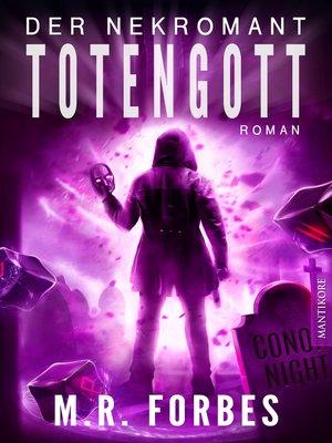 cover image of Der Nekromant--Totengott
