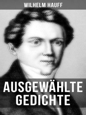 cover image of Ausgewählte Gedichte