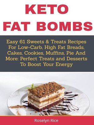 cover image of KETO FAT BOMBS