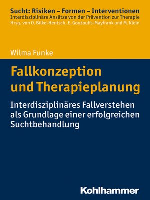 cover image of Fallkonzeption und Therapieplanung