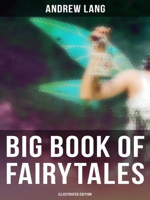 cover image of Big Book of Fairytales (Illustrated Edition)