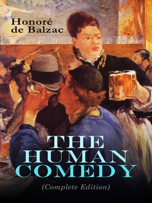 cover image of The Human Comedy (Complete Edition)