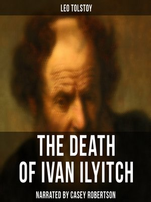 cover image of The Death of Ivan Ilyitch