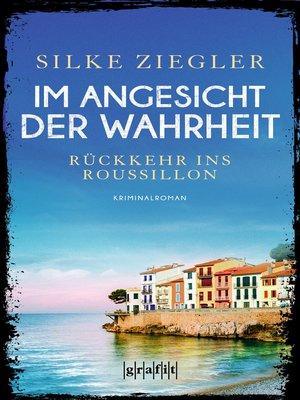 cover image of Im Angesicht der Wahrheit