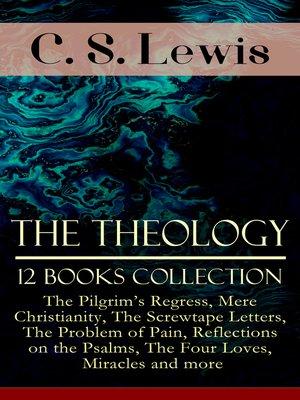 228 Results For Cs Lewis Mere Christianity Overdrive Rakuten
