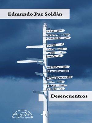 cover image of Desencuentros