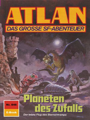 cover image of Atlan 846