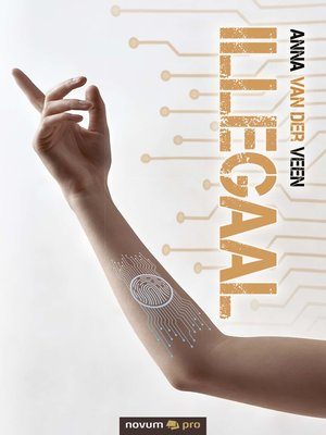 cover image of Illegaal