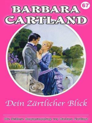 cover image of Dein zärtlicher Blick