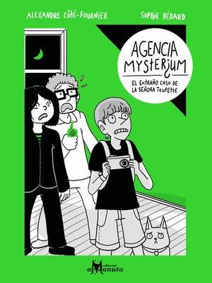 cover image of Agencia Mysterium