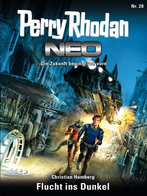 cover image of Perry Rhodan Neo 28