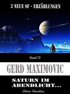 cover image of Saturn im Abendlicht