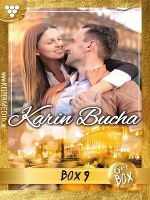 cover image of Karin Bucha Jubiläumsbox 9 – Liebesroman