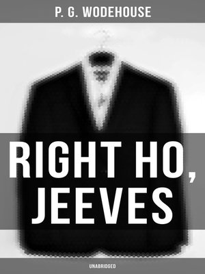 cover image of Right Ho, Jeeves (Unabridged)