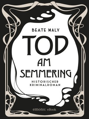 cover image of Tod am Semmering