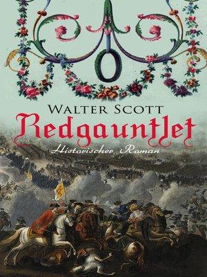 cover image of Redgauntlet (Historischer Roman)