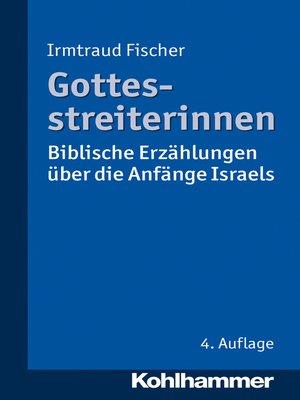 cover image of Gottesstreiterinnen