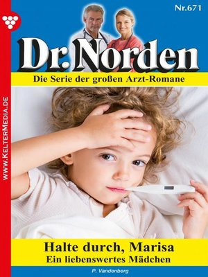 cover image of Dr. Norden 671 – Arztroman