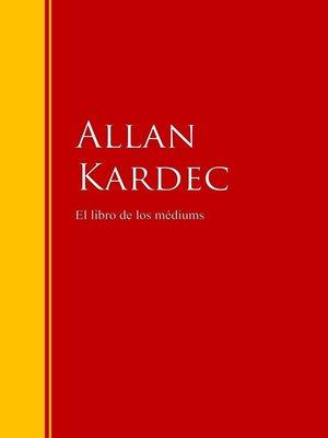 cover image of El libro de los médiums