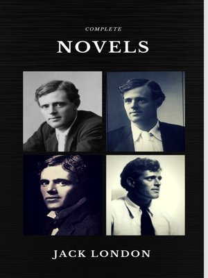 cover image of Jack London