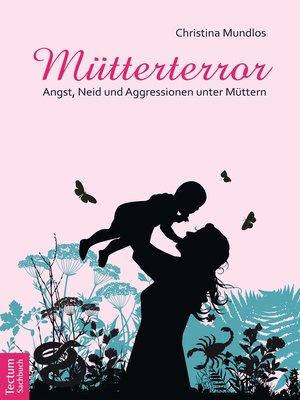 cover image of Mütterterror