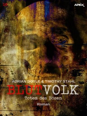 cover image of BLUTVOLK, Band 10