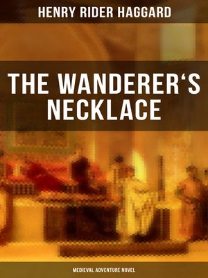 cover image of THE WANDERER'S NECKLACE (Medieval Adventure Novel)