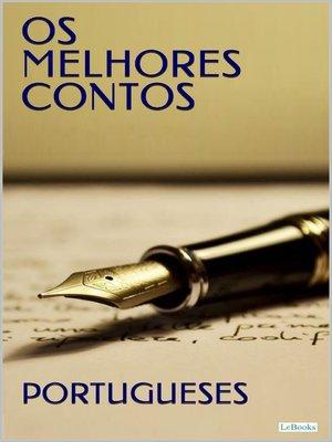 cover image of Os Melhores Contos Portugueses
