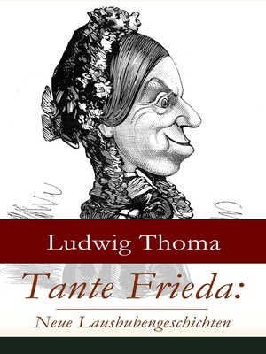 cover image of Tante Frieda