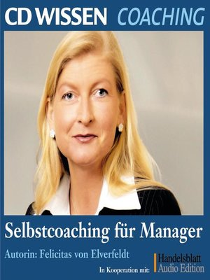 cover image of Selbstcoaching für Manager