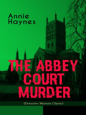 cover image of The Abbey Court Murder