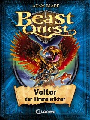 cover image of Beast Quest 26--Voltor, der Himmelsrächer