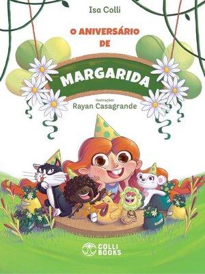 cover image of O aniversário de Margarida
