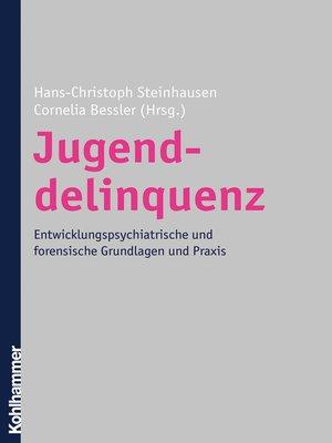 cover image of Jugenddelinquenz