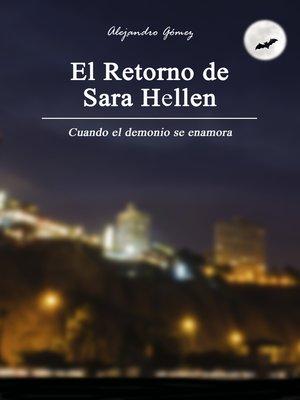 cover image of El retorno de Sara Hellen