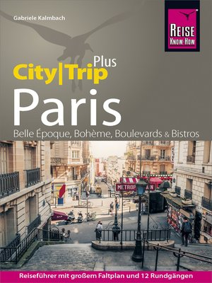 cover image of Reise Know-How Reiseführer Paris (CityTrip PLUS)