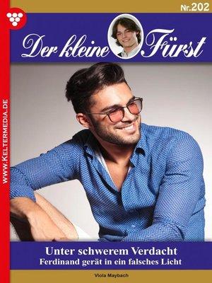 cover image of Der kleine Fürst 202 – Adelsroman