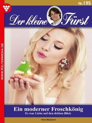 cover image of Der kleine Fürst 195 – Adelsroman