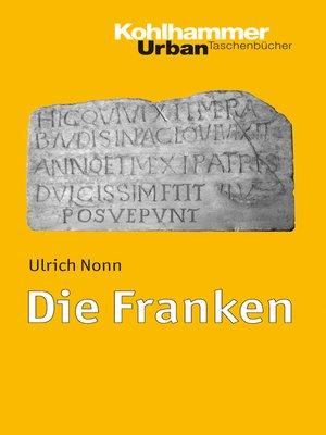 cover image of Die Franken