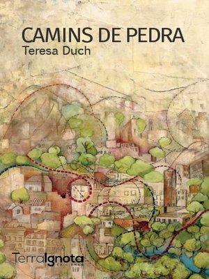 cover image of Camins de pedra