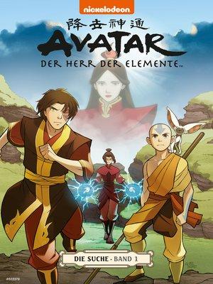 cover image of Avatar--Der Herr der Elemente 5