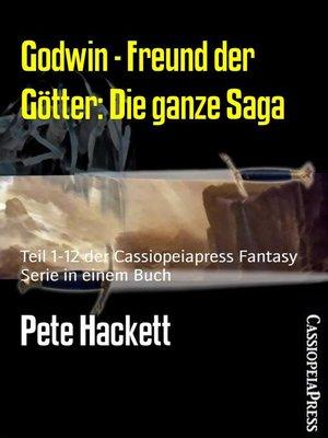 cover image of Godwin--Freund der Götter