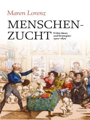 cover image of Menschenzucht