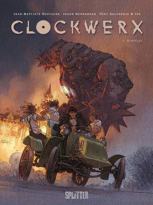 cover image of Clockwerx. Band 2