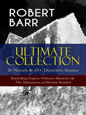 cover image of Robert Barr Ultimate Collection