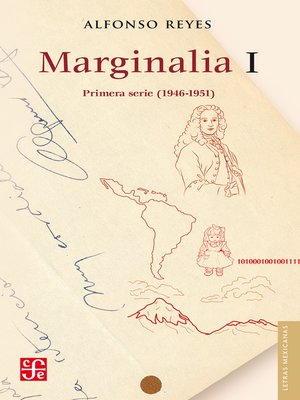 cover image of Marginalia I