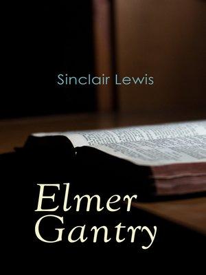 cover image of Elmer Gantry