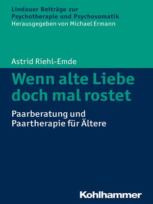 cover image of Wenn alte Liebe doch mal rostet